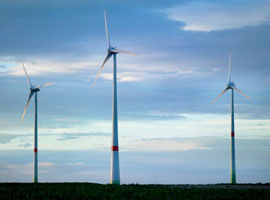 Resin Adhesives for Wind Energy
